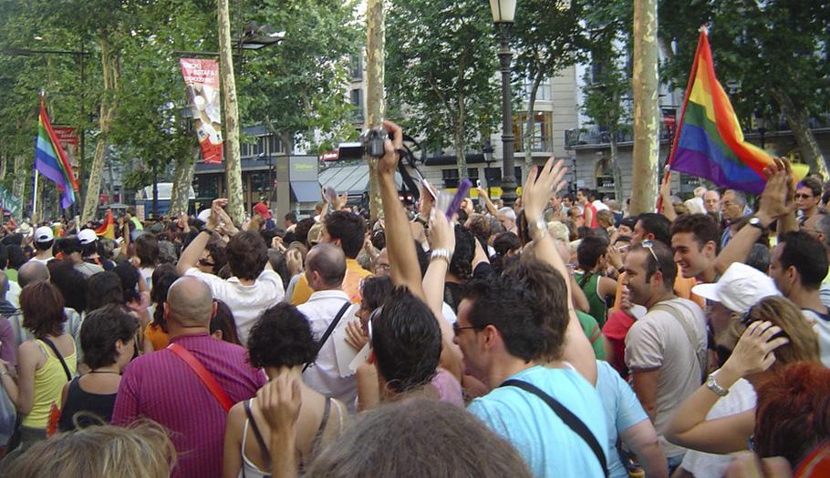 FACUA Andalucía apoya los actos de reivindicación por la igualdad real de la orientación sexual
