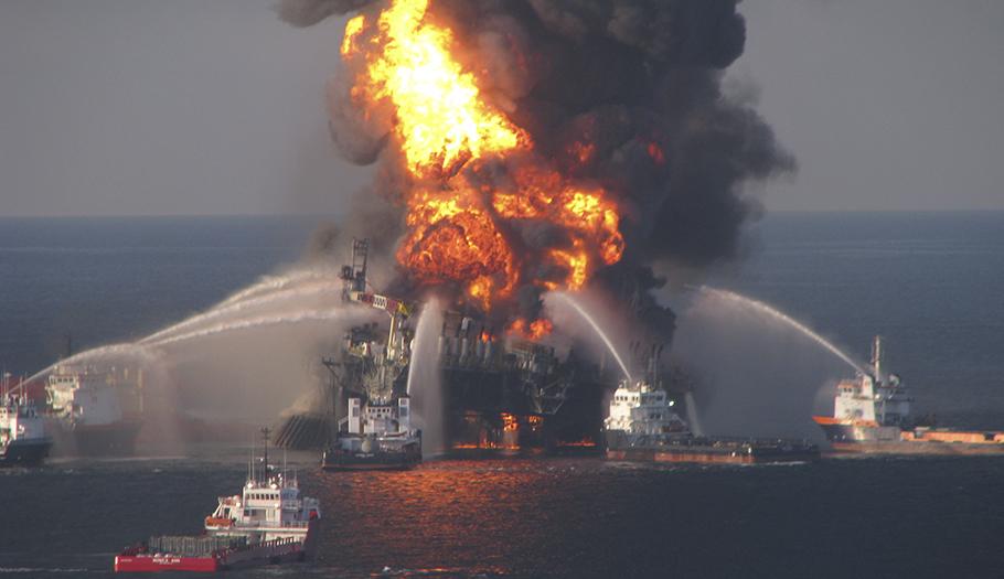 Multa de 16.800 millones de euros para la petrolera BP por el vertido en el Golfo de México en 2010