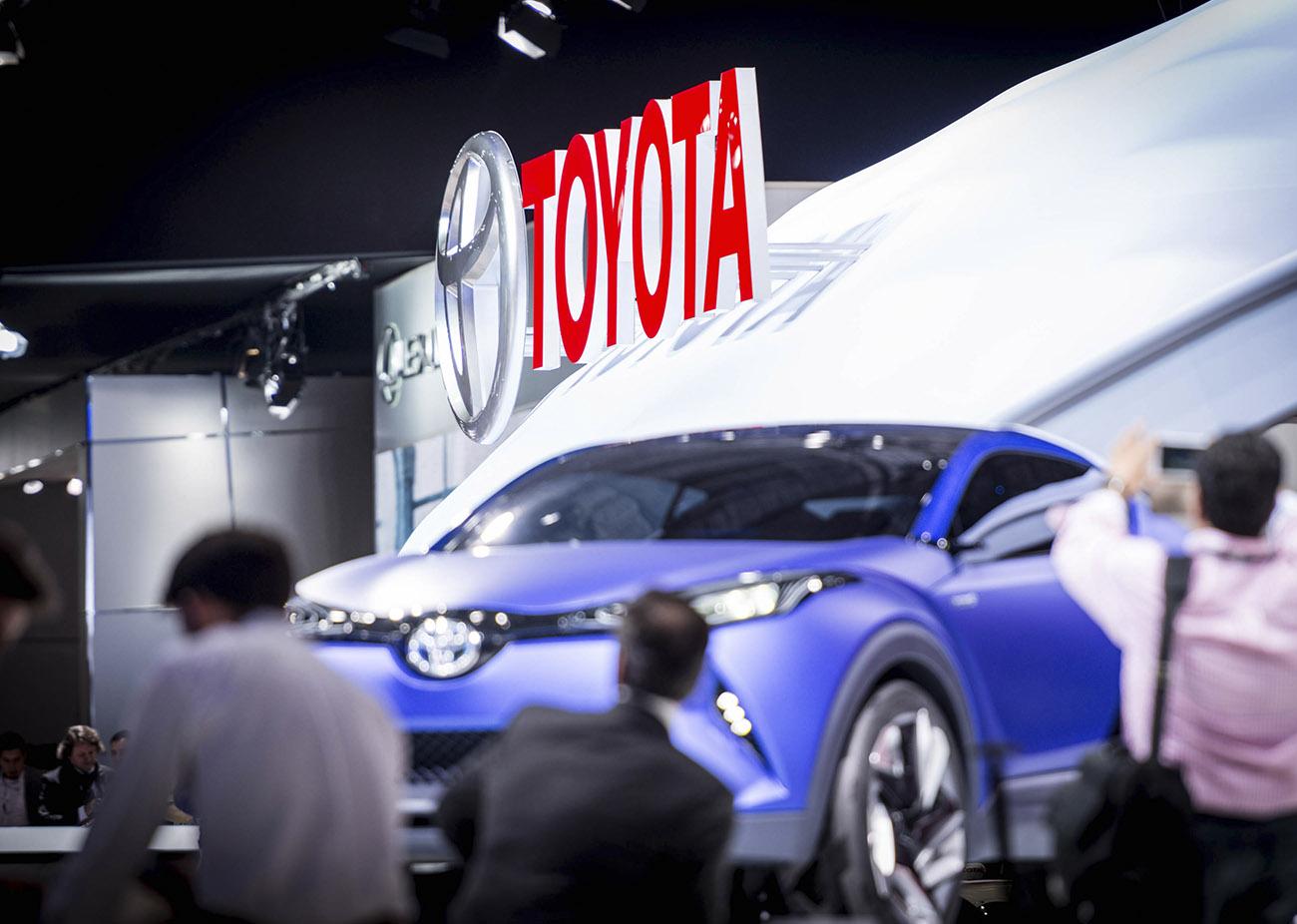 Toyota llama a revisión 12.639 coches híbridos en España por un fallo técnico en el software