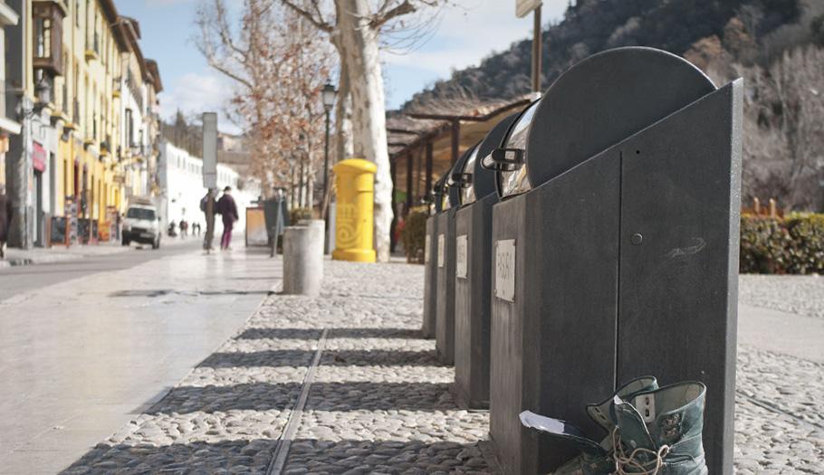 FACUA Granada vuelve a exigir la devolución de las tasas de basura impuestas por la Diputación