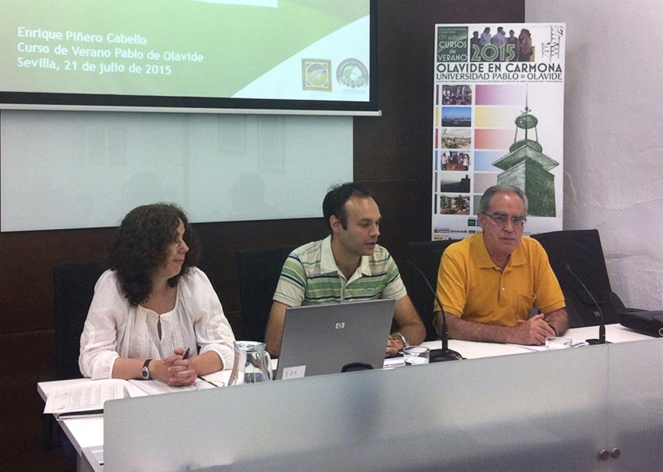 La Fundaci�n FACUA ofrece un curso de verano de la Universidad Pablo de Olavide en Carmona
