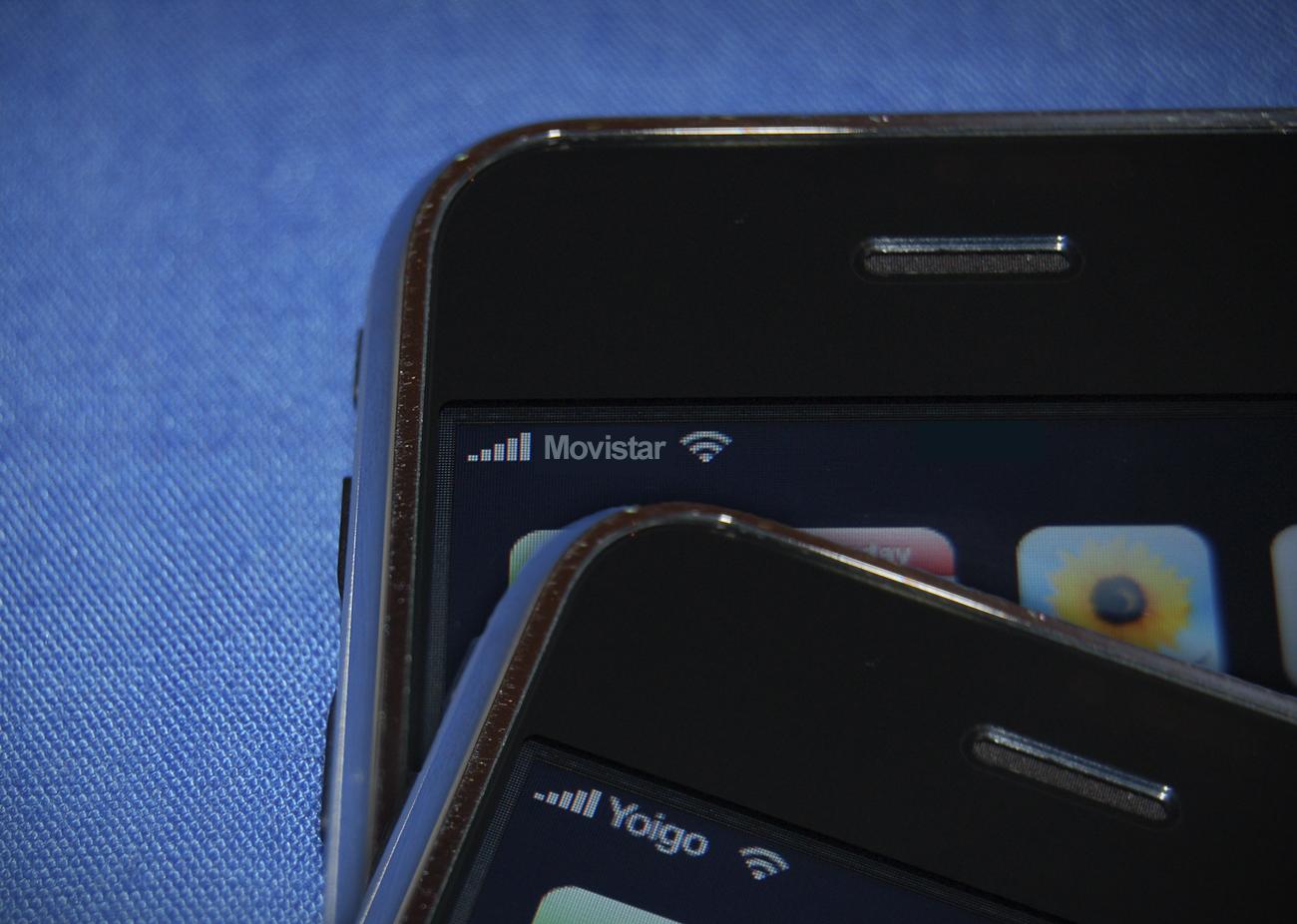 Multa de seis millones a Telefónica y de 300.000 euros a Yoigo por sus acuerdos para compartir redes