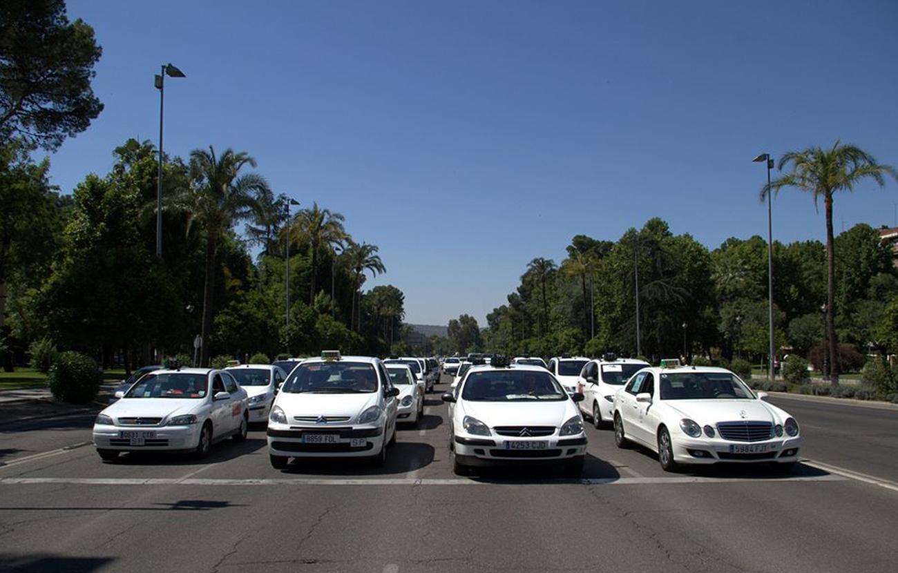 FACUA Córdoba reclama al nuevo Gobierno local que derogue la ordenanza del taxi tras el informe de la CNMC