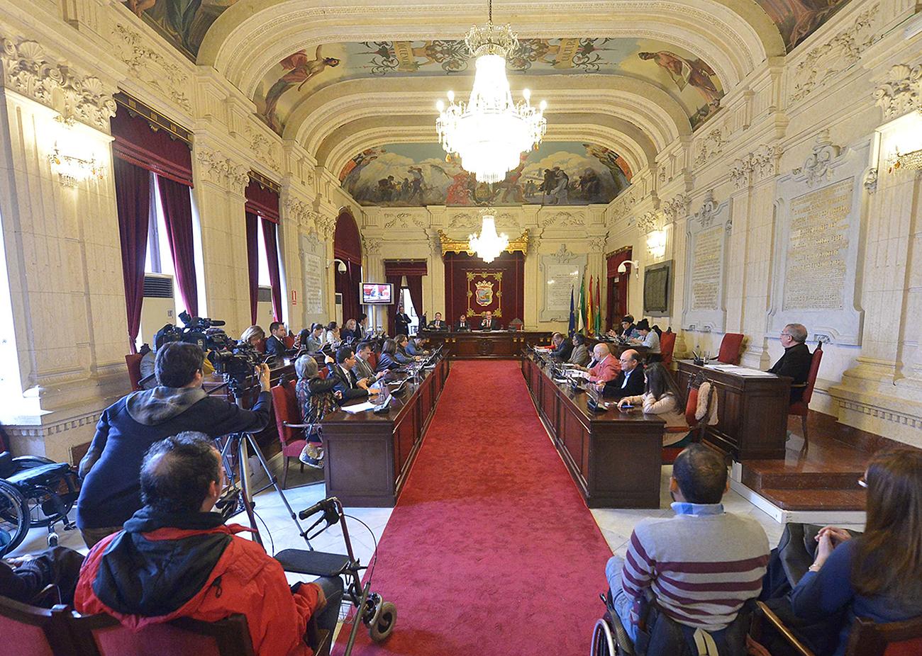 El Supremo autoriza a los ciudadanos a grabar las sesiones de los plenos municipales
