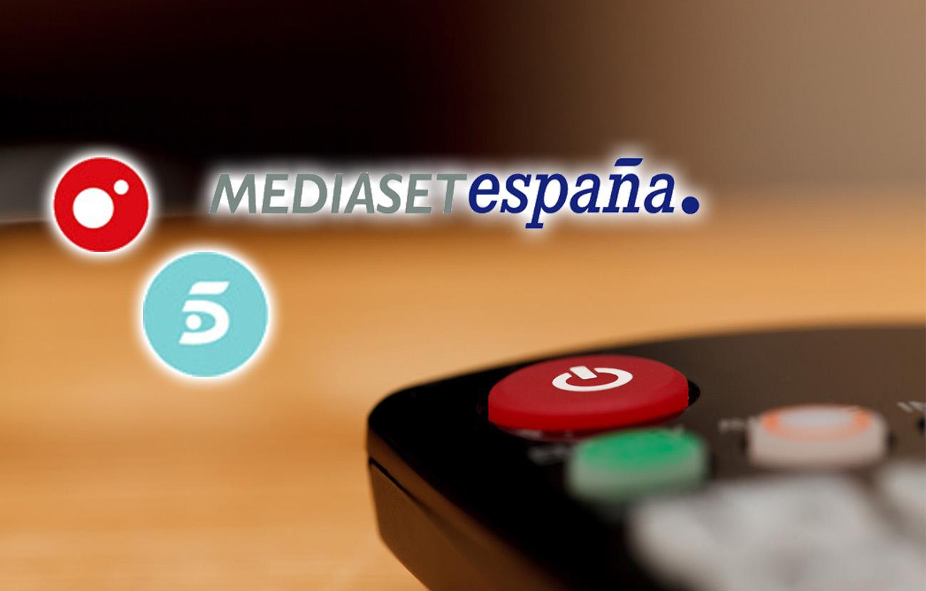 Multa de tres millones a Mediaset por no separar la venta de publicidad de Cuatro y Telecinco