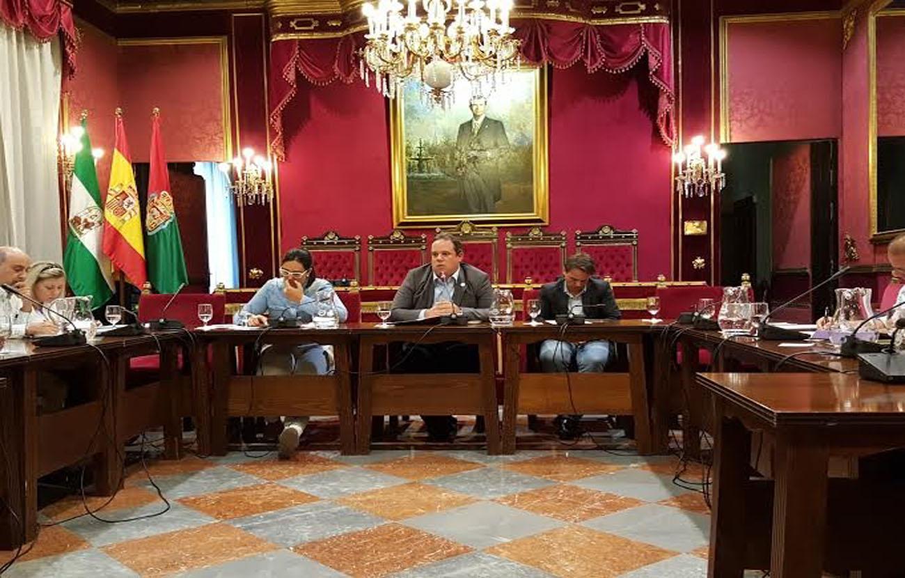 FACUA Granada interviene ante el Observatorio de la Movilidad de Granada