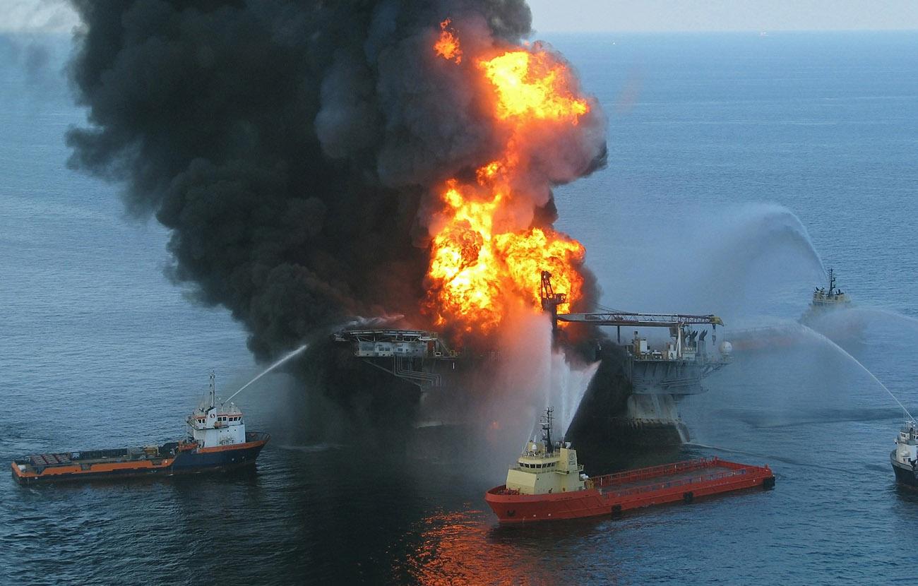 BP pagará 18.500 millones para zanjar las demandas civiles por el vertido del Golfo de México en 2010