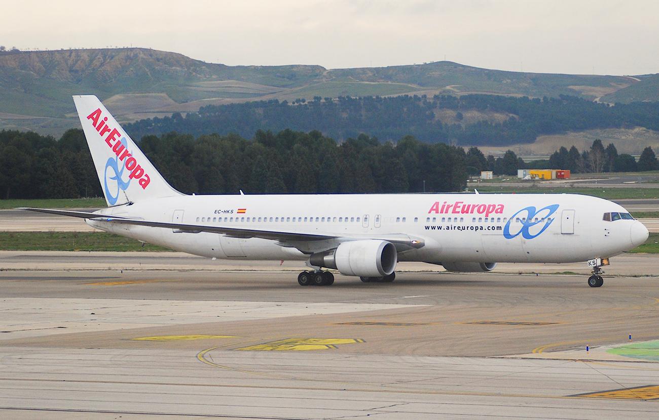 Air Europa, investigada por inflar los precios de sus vuelos a Canarias para recibir más subvenciones