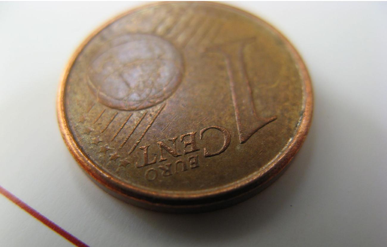 Irlanda quiere acabar con las monedas de 1 y 2 céntimos mediante el redondeo del cambio