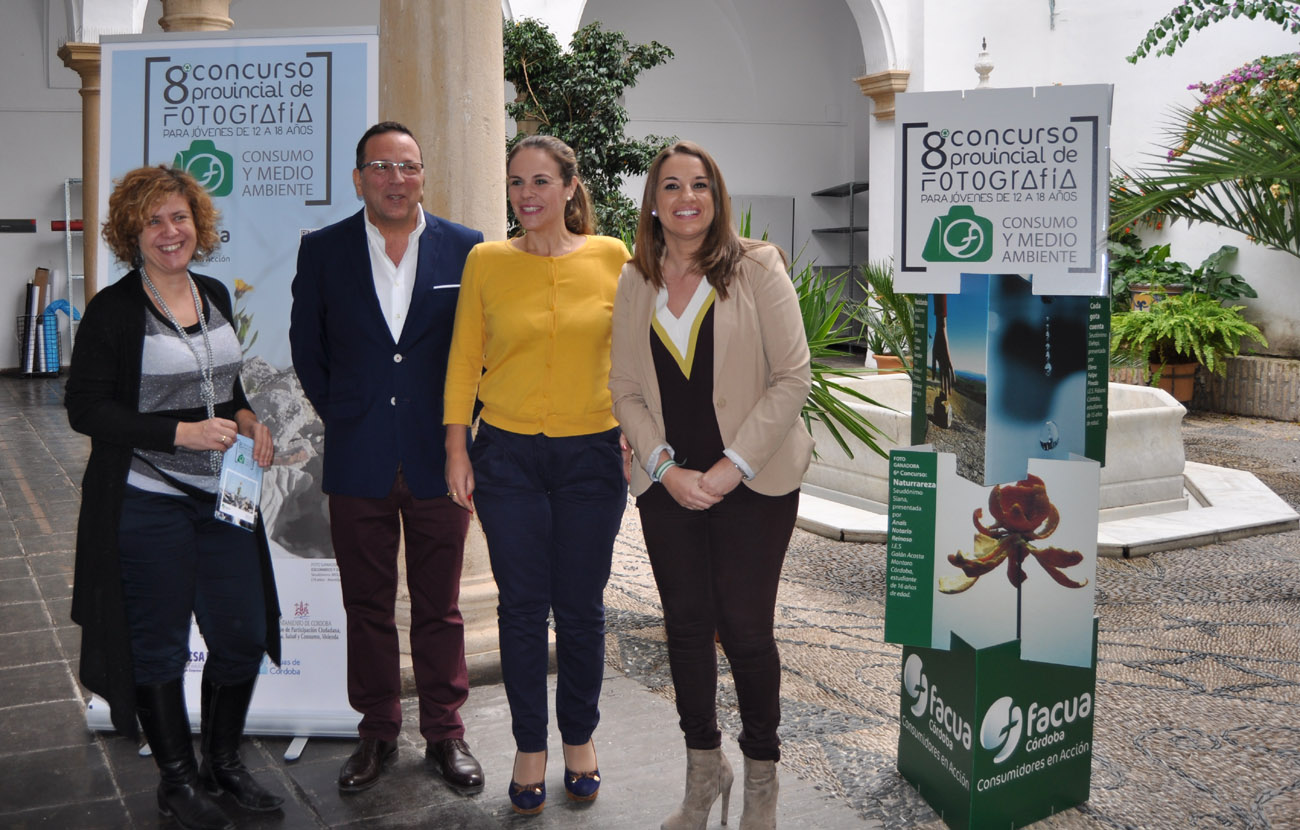 FACUA C�rdoba presenta la octava edici�n de su concurso provincial de fotograf�a