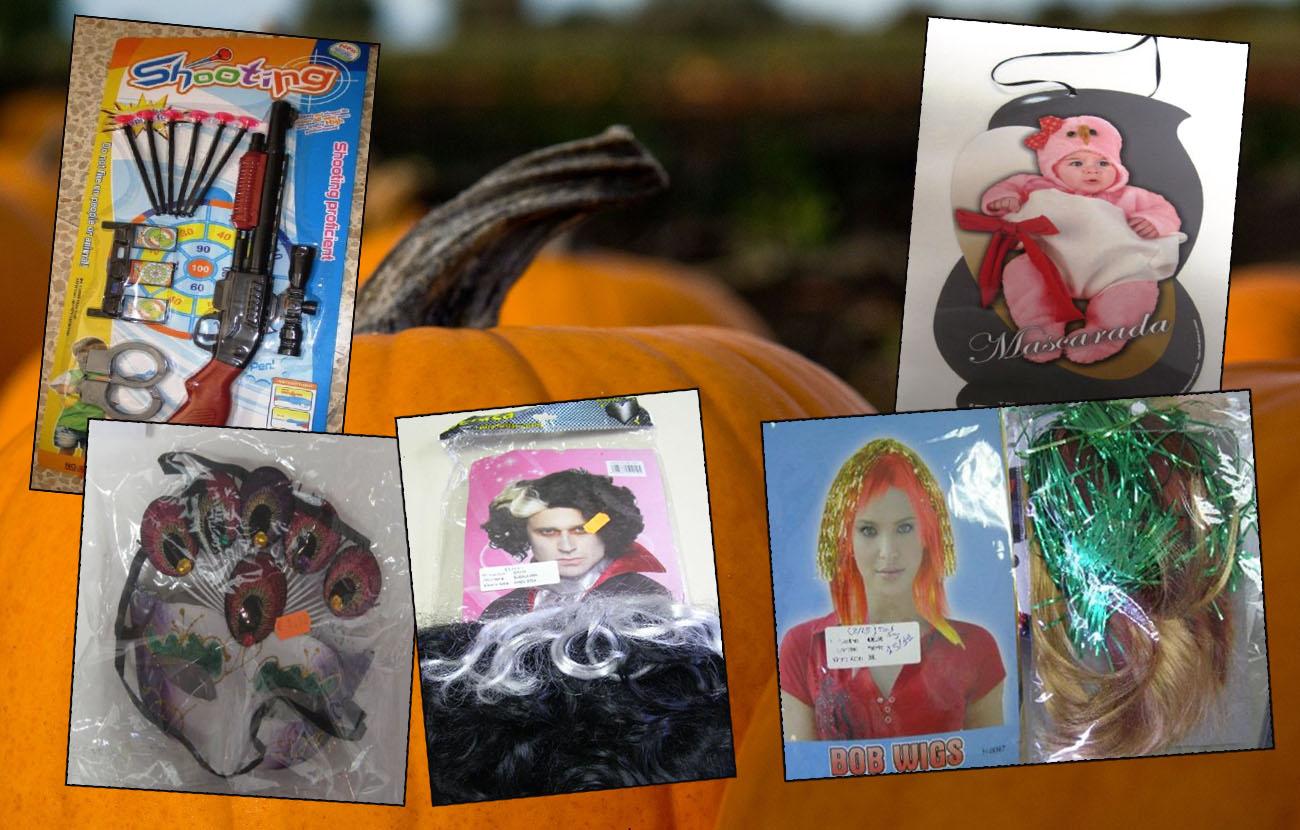 FACUA alerta de la orden de retirada de 39 productos relacionados con la celebración de Halloween