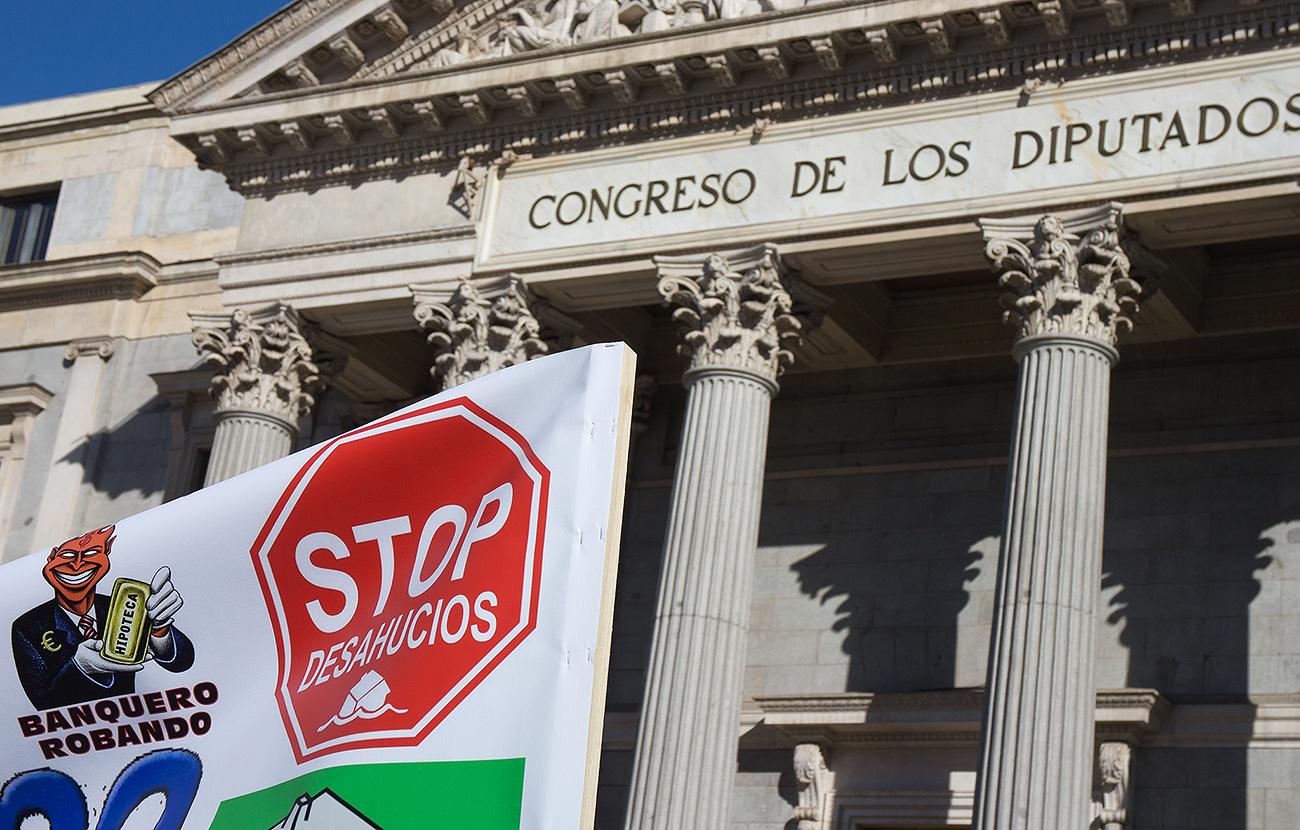 El TJUE declara ilegal el plazo para recurrir desahucios en curso cuando se reformó la ley hipotecaria