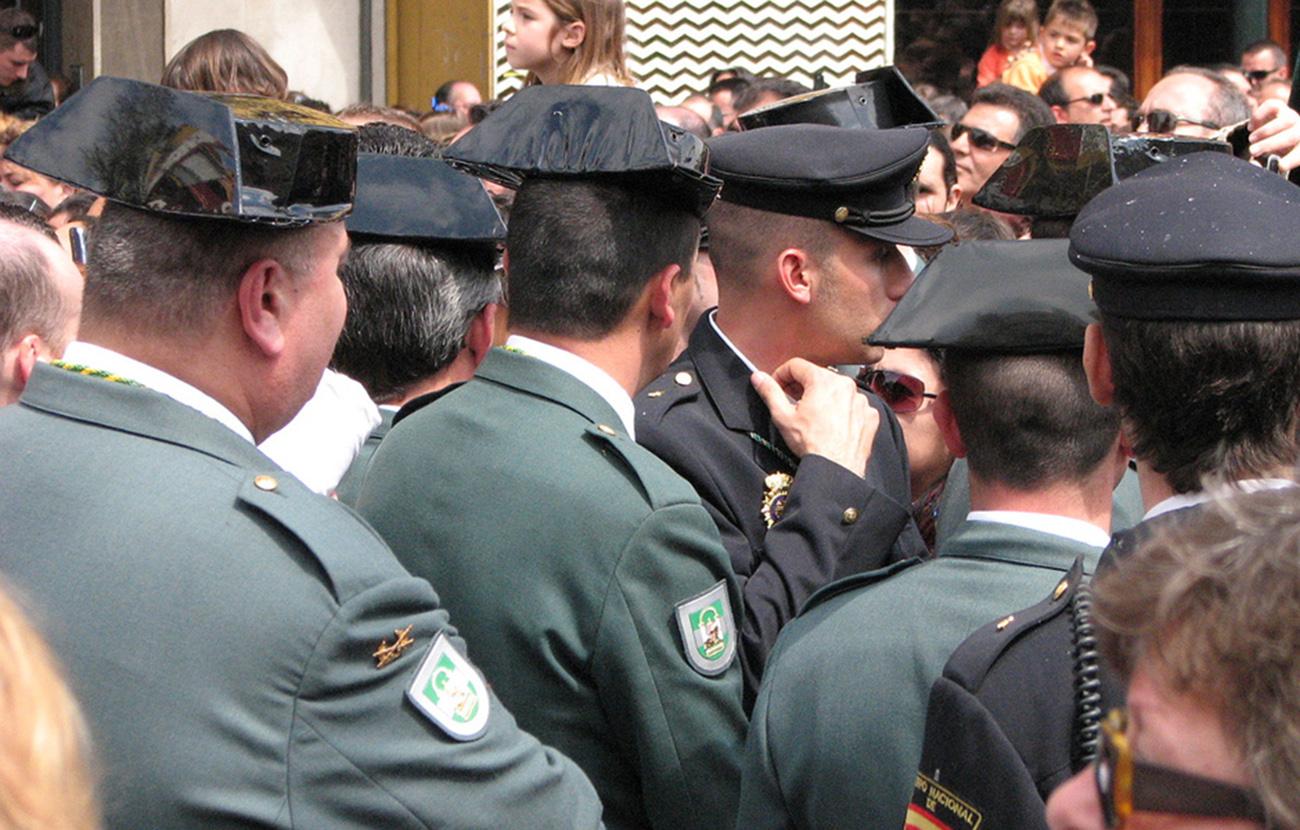 FACUA apoya la manifestación de guardias civiles de este sábado en Madrid