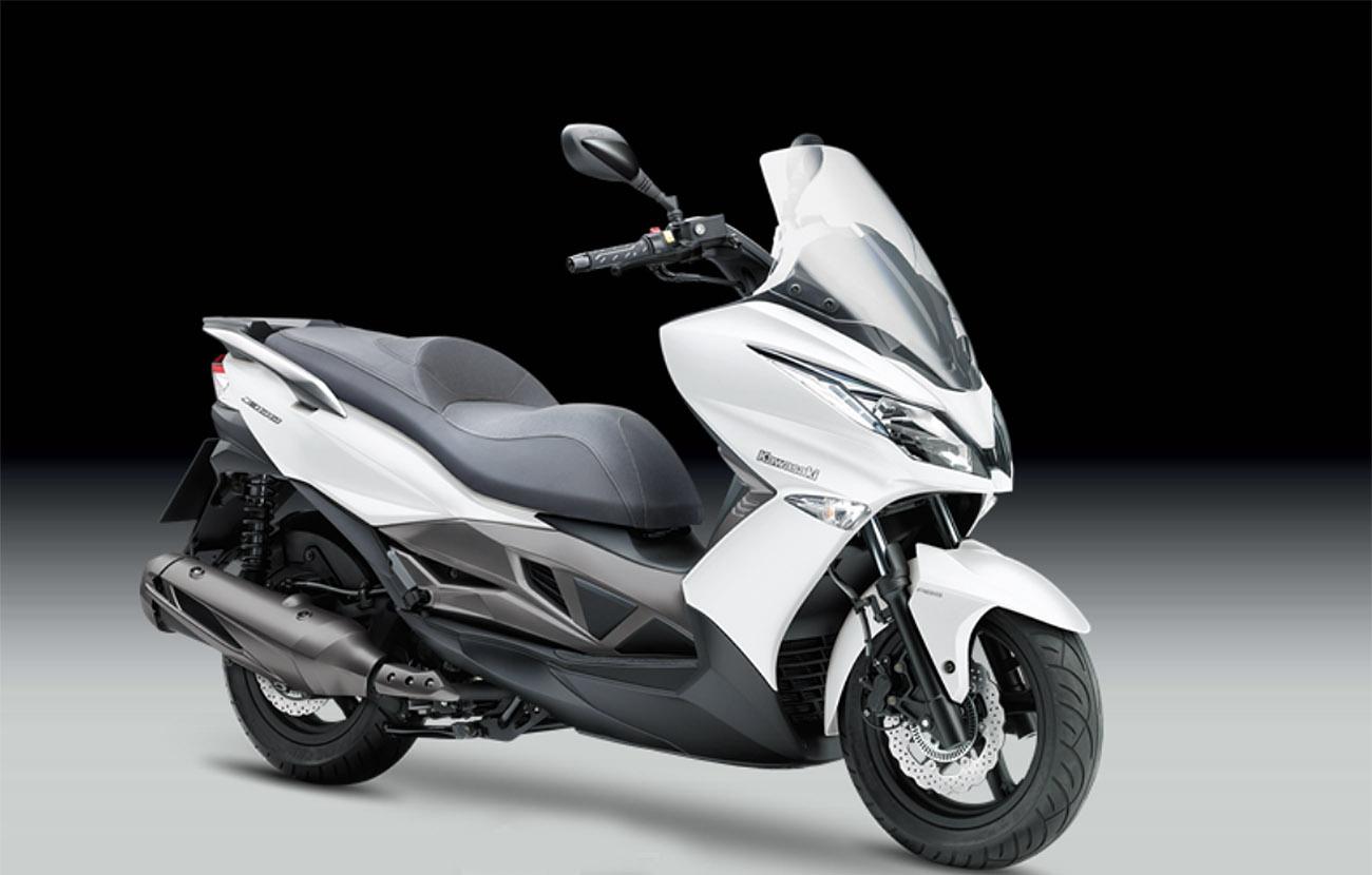 FACUA alerta de la llamada a revisi�n de dos modelos de motos tipo 'scooter' de Kawasaki