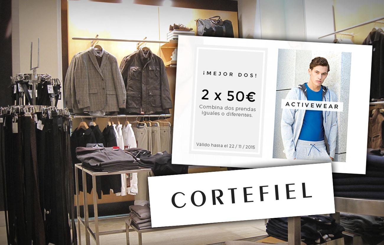 FACUA denuncia a Cortefiel por incumplir una promoción publicitada en su web