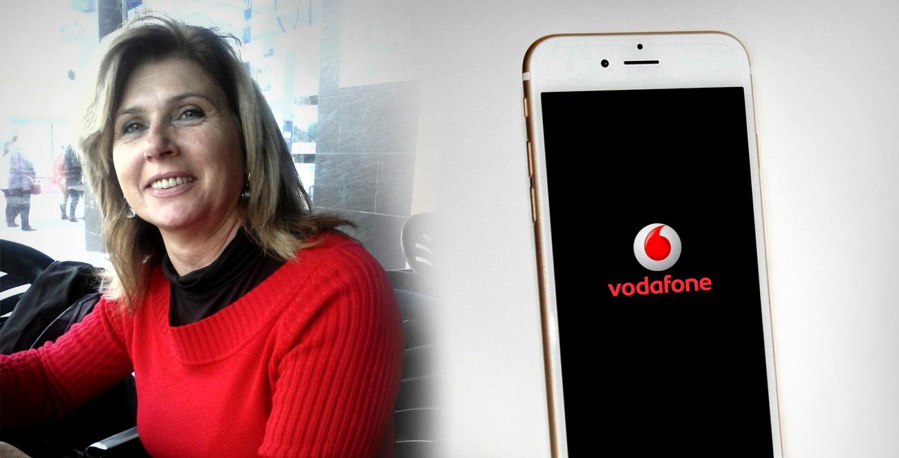 Vodafone aplicó dos penalizaciones por cancelar un solo contrato, ambas de manera fraudulenta