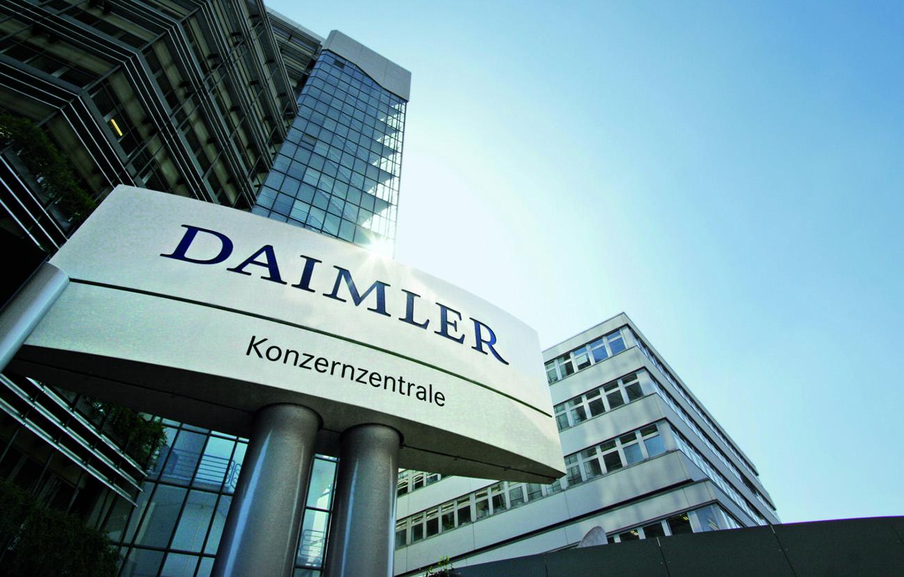 Bruselas denuncia a Alemania por sistemas de aire acondicionado contaminantes de Daimler