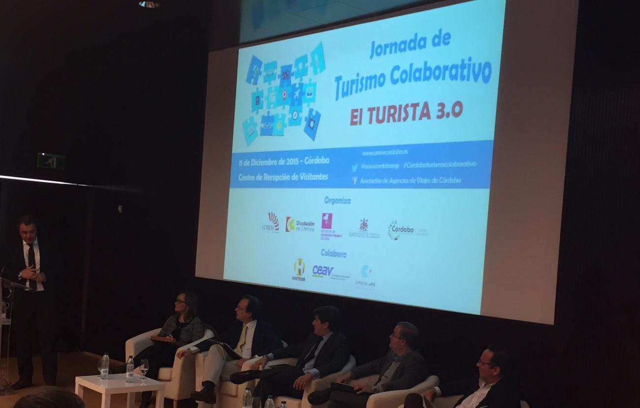 FACUA C�rdoba participa en una mesa redonda sobre turismo colaborativo