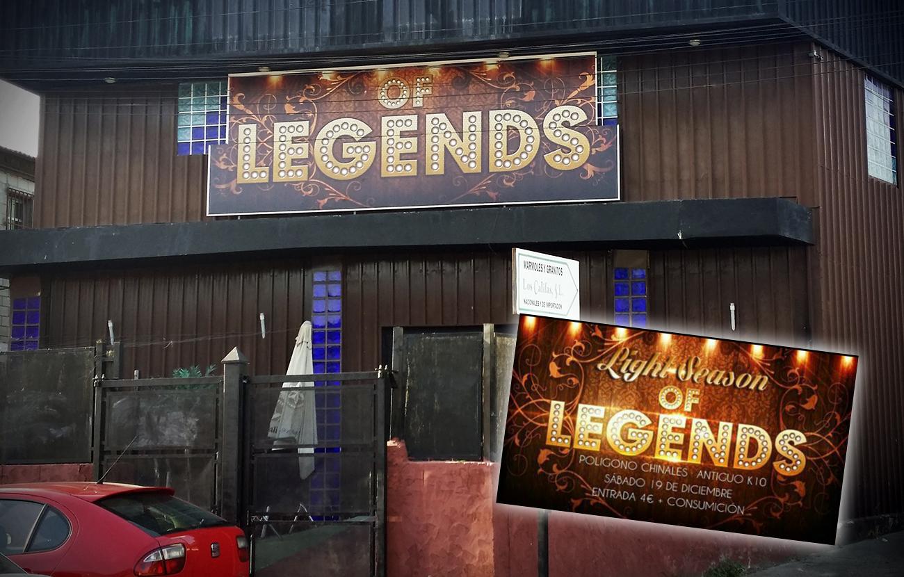 Suspenden una nueva fiesta para menores en la discoteca Of Legends tras la alerta de FACUA Córdoba