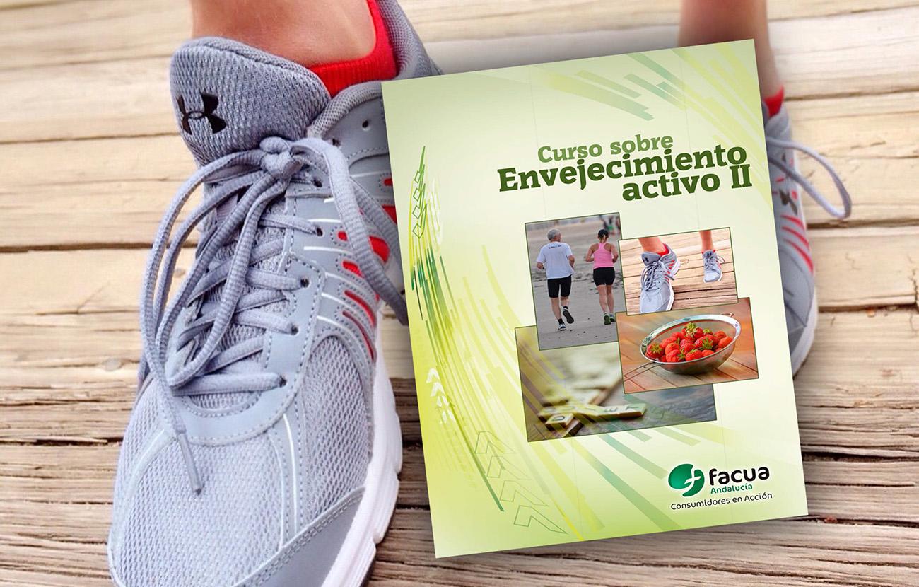 FACUA Andalucía pone a disposición de los usuarios los materiales de su programa de envejecimiento activo