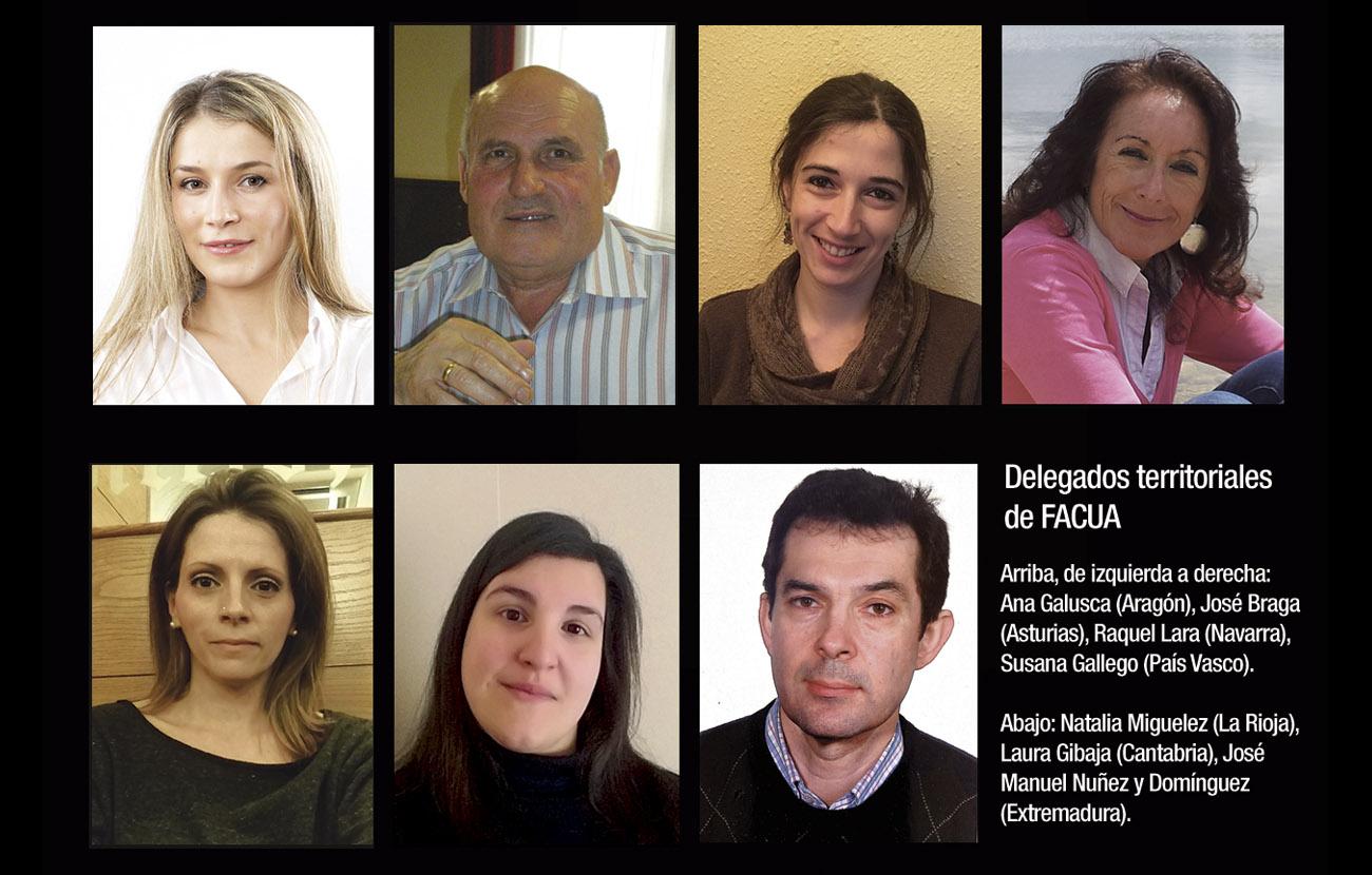 FACUA crea delegaciones territoriales en siete comunidades autónomas