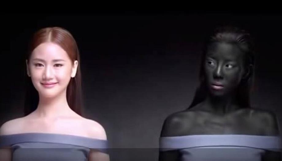 Retiran por racista en Tailandia el anuncio de una crema blanqueadora para mujeres