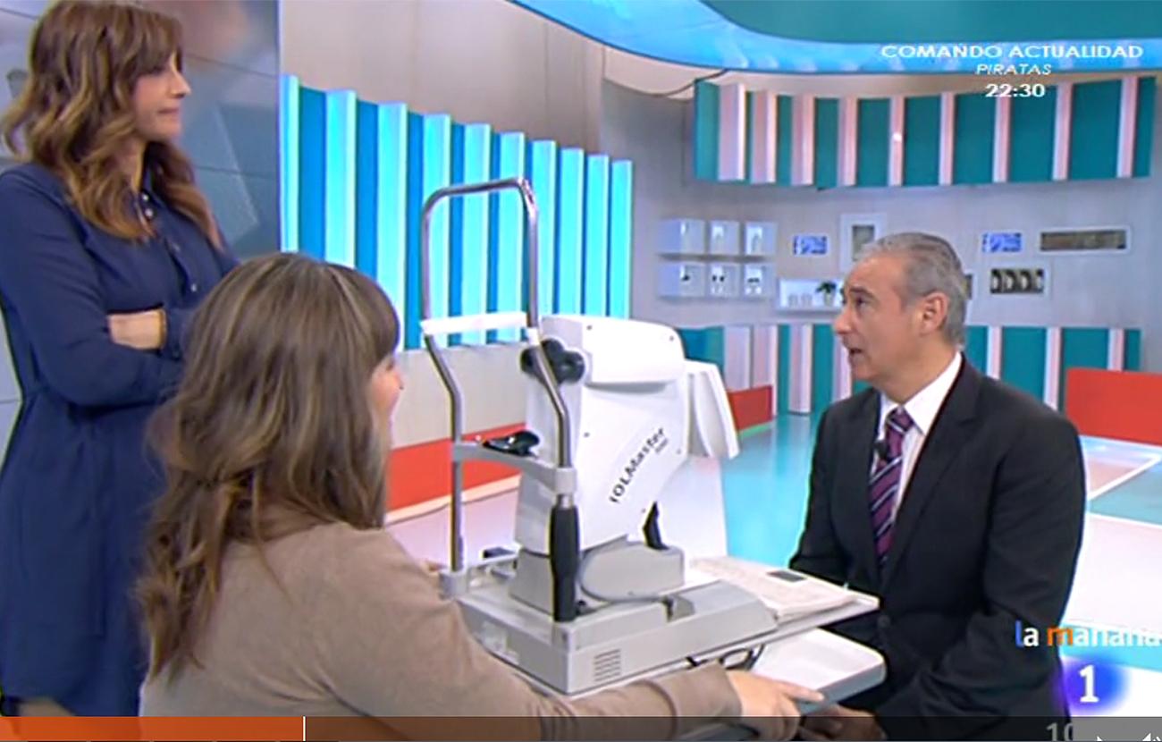 Multa de 154.000 euros a TVE por emitir publicidad encubierta en el programa 'La Mañana'