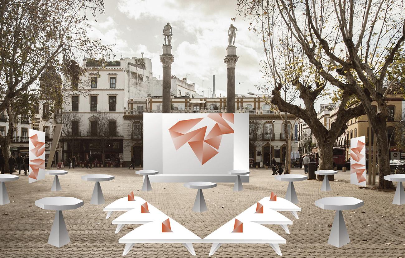 FACUA Sevilla critica que el Ayuntamiento permita la explotación privada del patrimonio público