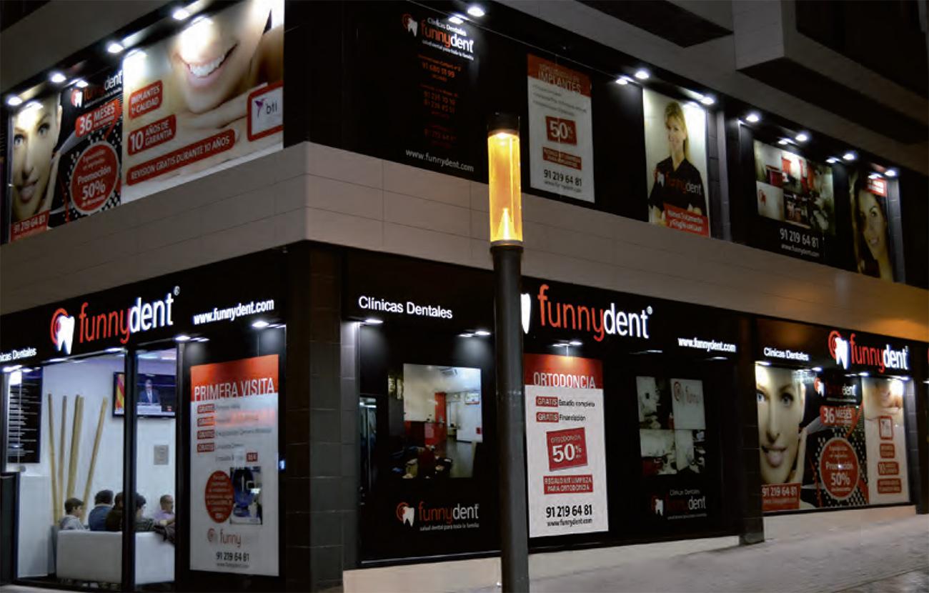 Ante el cierre de las clínicas dentales Funnydent, FACUA crea una plataforma de afectados