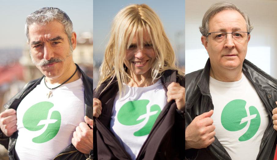 Sergio Pazos, Lluvia Rojo y José Antonio Sayagués, contra los #aerotimos en la venta de billetes