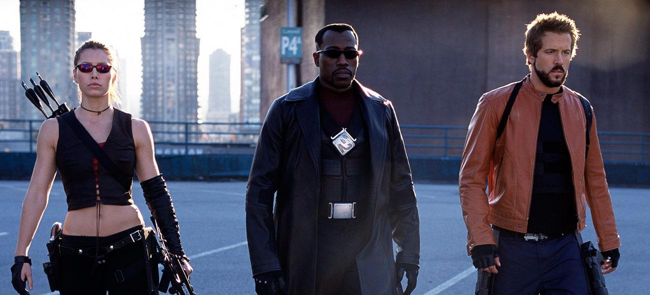 Imagen: Fotograma de Blade: Trinity (New Line Cinema).