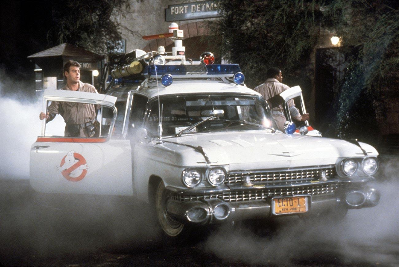 Imagen: Fotograma de Los Cazafantasmas (Columbia Pictures).