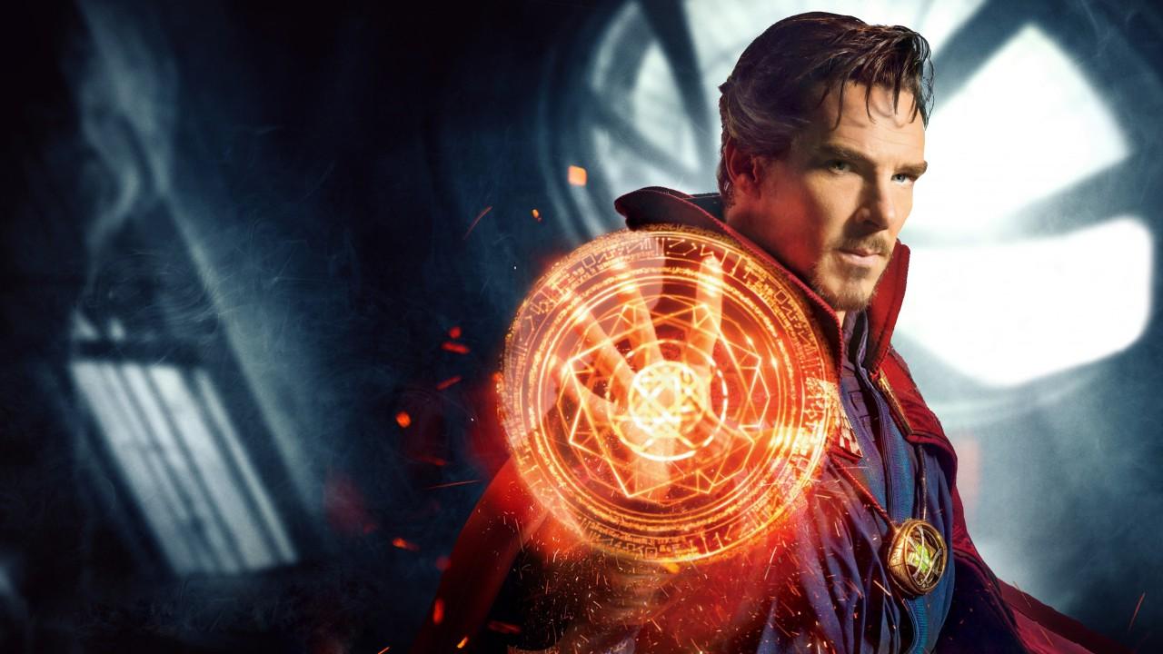 Benedict Cumberbatch en una imagen de la adaptación cinematográfica del comic Doctor Strange. | Imagen: Marvel Studios.