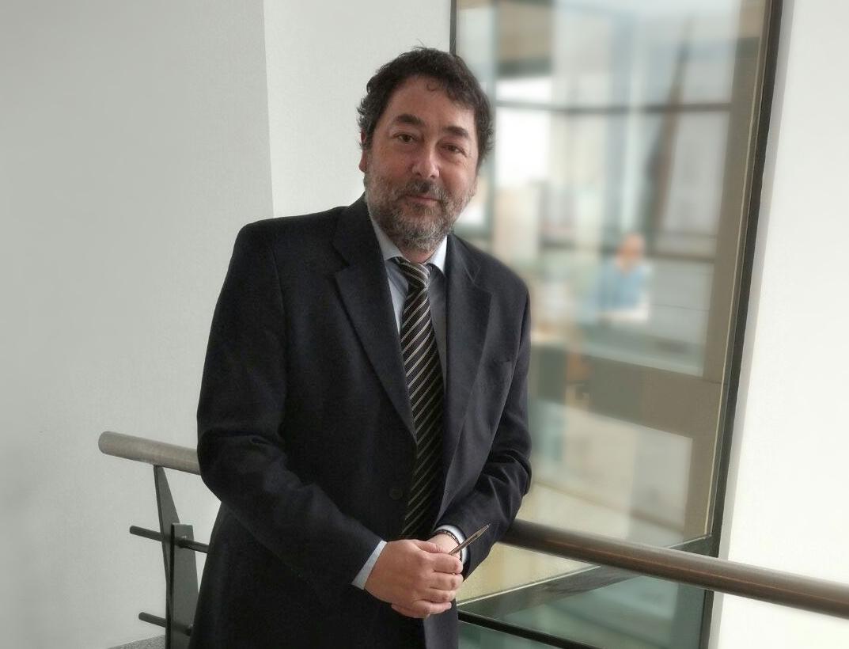 Víctor Muñoz Meilán, presidente de FACUA Galicia.